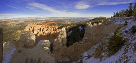 Bryce Canyon Panoramic View photo