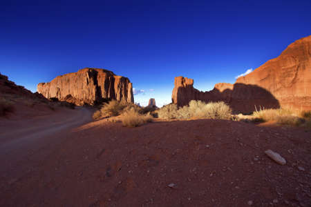 Monument Valley National Park in Arizona, USA photo