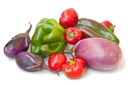 To eat healthy: vegetables