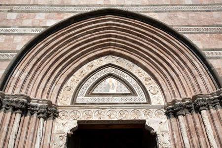 De kathedraal van Messina: details