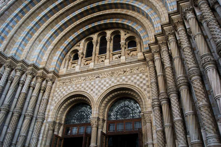 Natural History Museum: entry