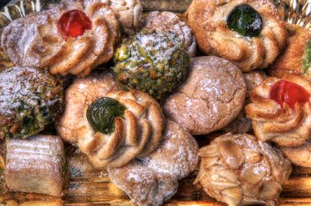 sycylijski: Sycylijskie ciastka
