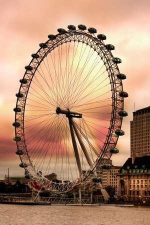 London Eye Redactioneel