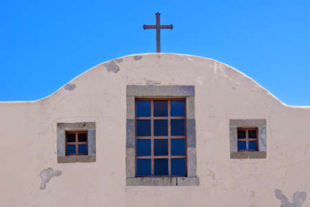 lipari: Church of the Crowned in Lipari Stock Photo
