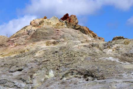 filicudi: Baths of sulphur in the Aeolian islands