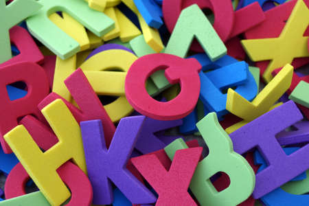 rubbery: Letters
