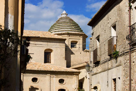 Gerace  a view of the dome