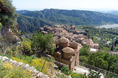 Cattolica en Bivongi