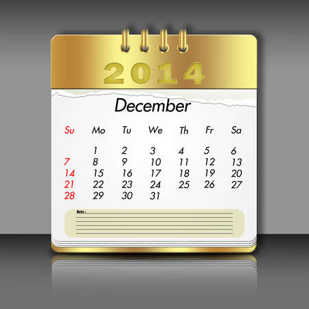 december calendar: Paper Dicembre Calendar