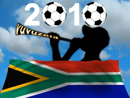 afrika: background of 2010 Mondial in South Africa