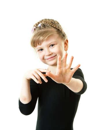 Five fingers photo