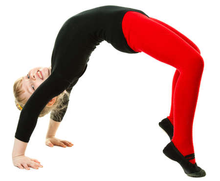 Little acrobat photo