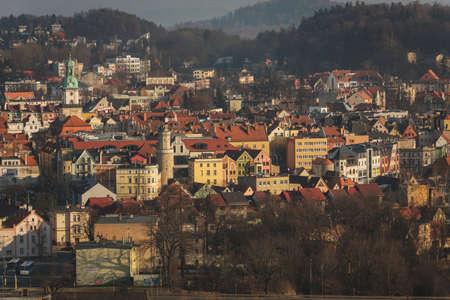 gora: Jelenia Gora CITY HIRSCHBERG