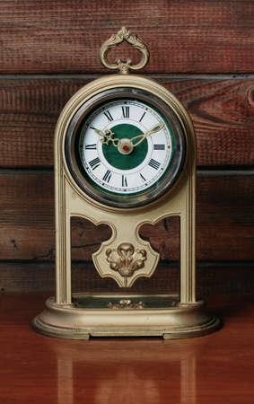 Antique Clock photo