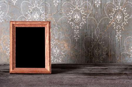 decoracion mesas: A�ada fotos de marco en la mesa de edad