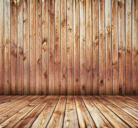 old wooden interior photo