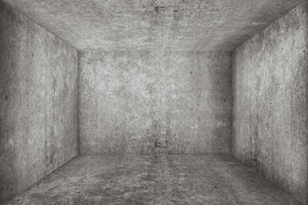 old grunge interior with dirty walls Stock Photo - 11087646