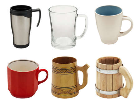 cups and mugs Stock Photo - 11223366
