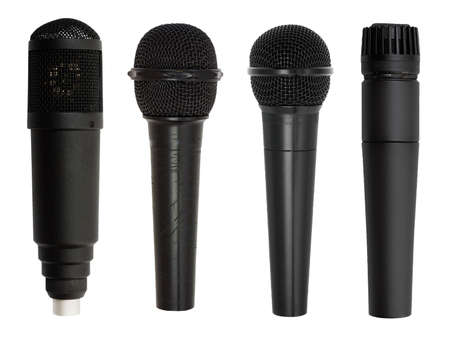 microphone set  photo