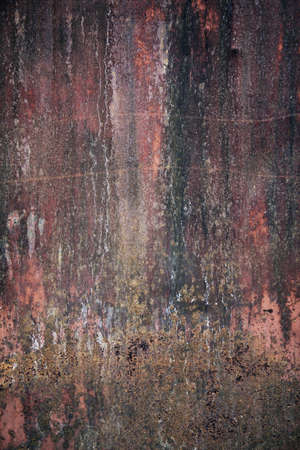 rusty metallic background photo