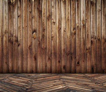old wooden inter Stock Photo - 13073964