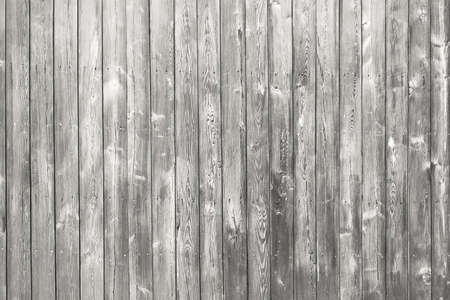weathered wood: black and white wooden background, old gray wall