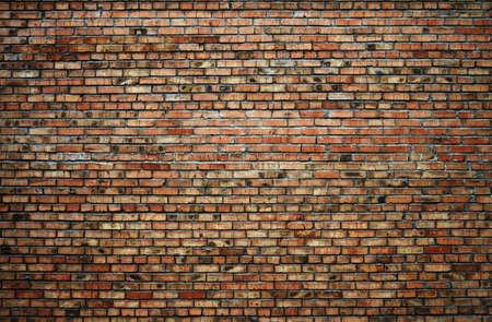 wall texture: old brick wall texture Stock Photo
