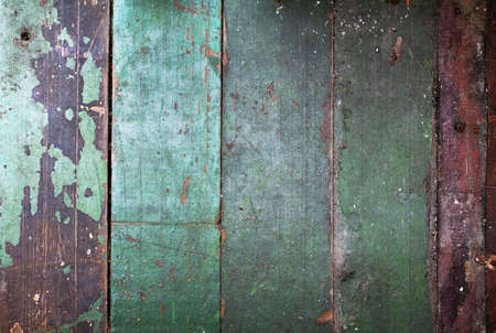 old dirty wooden wall Stock Photo - 16794474