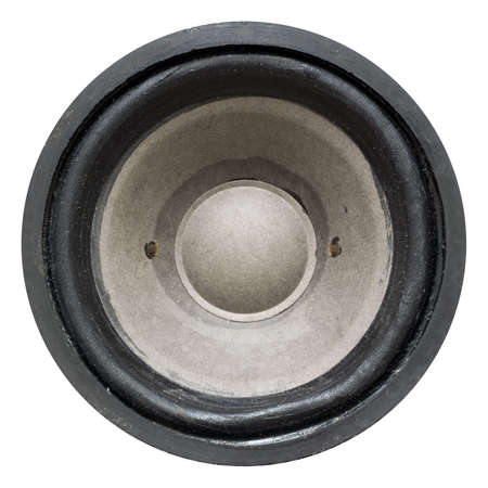 sound speaker isolated on white background  Stock Photo - 16960736