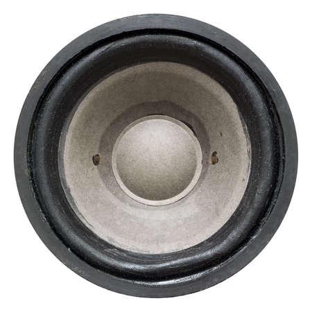 sound speaker isolated on white background  Stock Photo - 16960736
