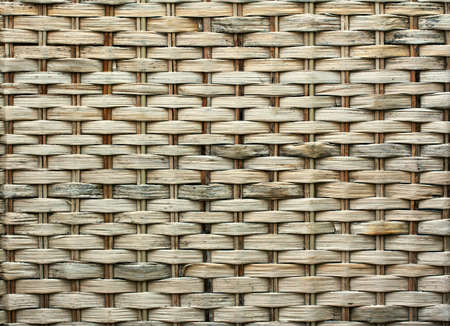 rattan texture background photo