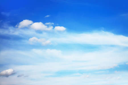 beautiful cloudscape Stock Photo - 17491579