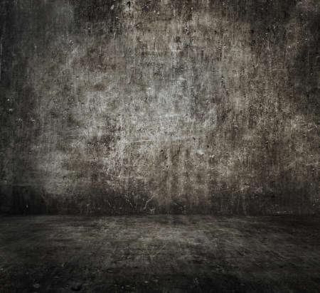 old grunge interior Stock Photo - 17559191