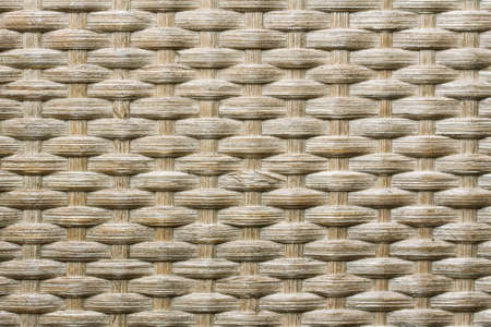 rattan texture background photo