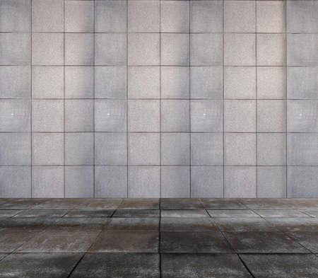 grungy modern interior Stock Photo - 19191658