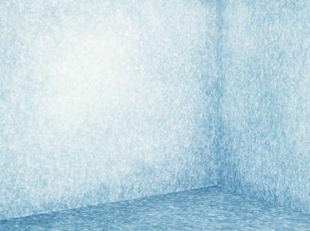 snoflake: frozen room, christmas background