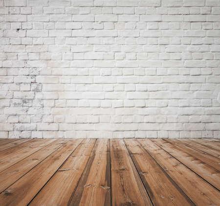 sols: ancienne chambre avec mur de brique, fond de cru