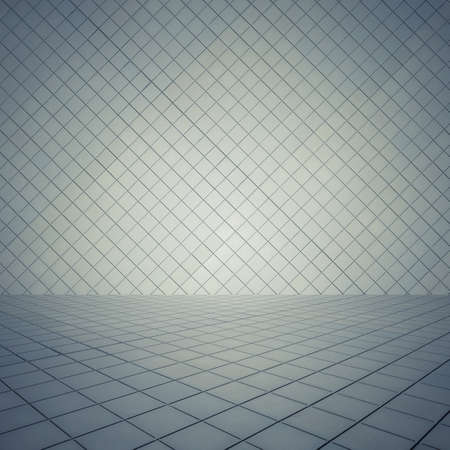 empty modern room, interior background  photo