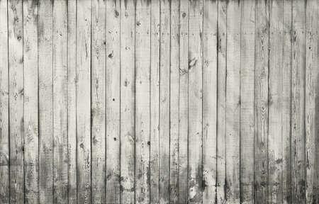 Negro y fondo blanco de madera, viejo muro gris Foto de archivo - 26657183