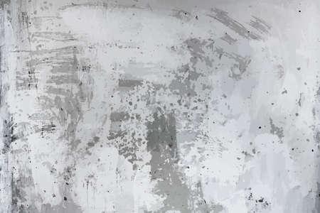 old dirty texture, grey wall background, vector Ilustração