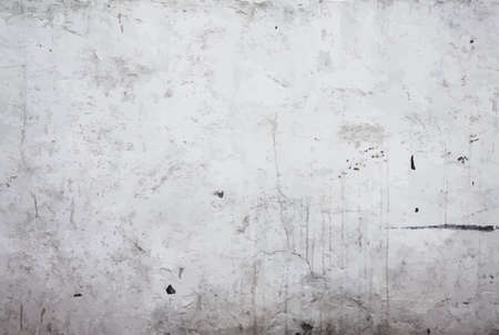 old dirty texture, grey wall background, vector Ilustração