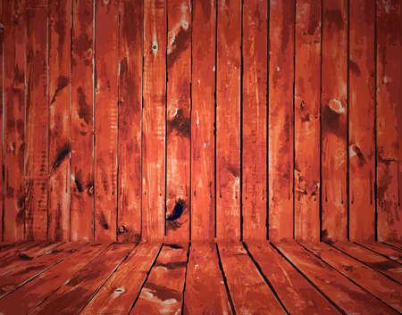 red room Ilustração