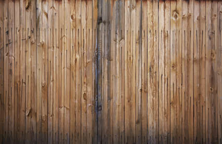weathered wood: old wooden wall