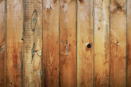 weathered wood: old dirty wooden wall Illustration