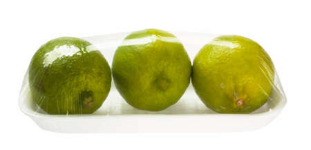 packing: lime in vacuum packing
