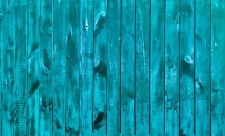 0ld blue wall