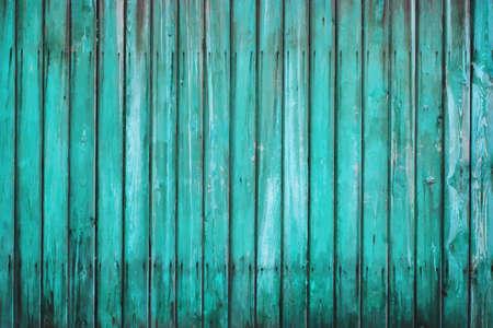 blue wooden wall Ilustração
