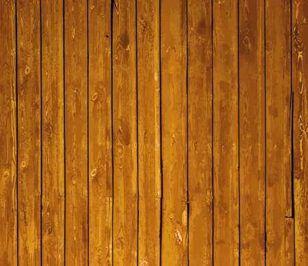 scruffy: old wooden orange background