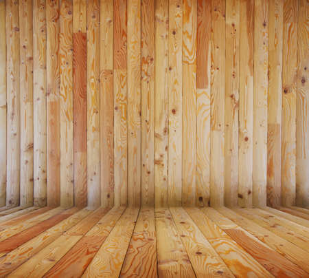 old wooden wall. brown room