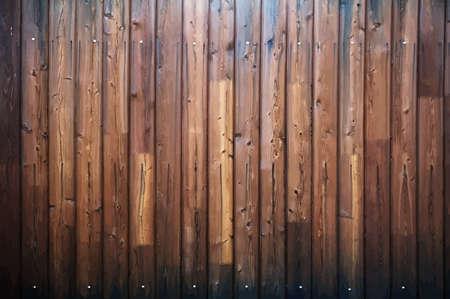 Fondo de madera Vintage  Ilustración de vector